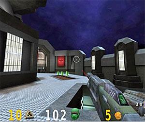 3D Shooter Openarena