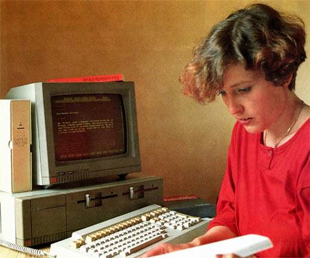 Alphatronic PC