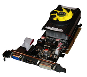 Grafikkarte NVIDIA GeForce GT 220