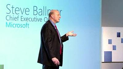 Steve Ballmer von Microsoft